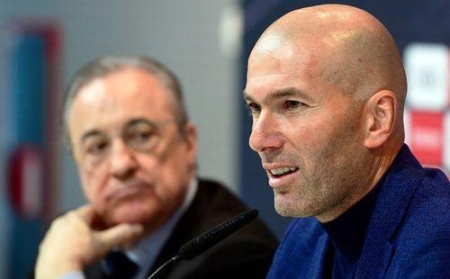 """""""Nạn nhân"""" đầu tiên dưới triều đại phục hưng của Zidane"""