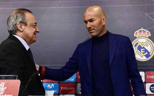 Báo Anh dự báo tương lai đầy ảm đạm cho dàn sao Real dưới thời Zidane