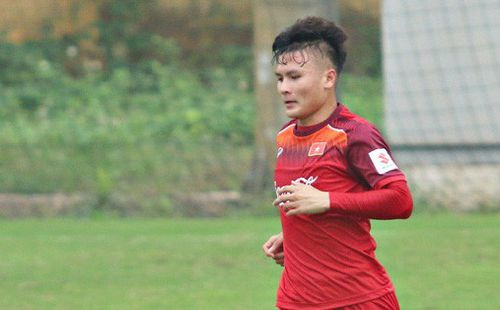 Tiết lộ vị trí mà HLV Park Hang-seo muốn Quang Hải đảm nhận tại U23 Việt Nam