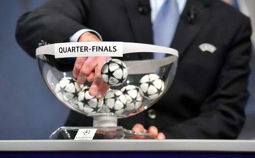 Bốc thăm tứ kết Champions League: Nước Anh