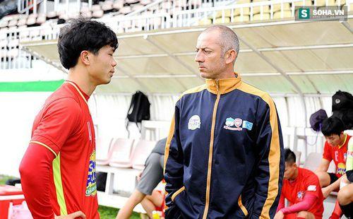 Trở lại ghế U19 Việt Nam, thầy Công Phượng nhớ lại kỷ niệm đẹp trước U19 AS Roma