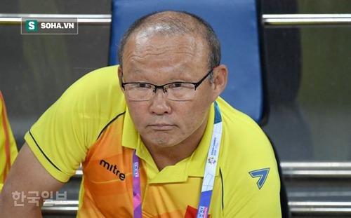 Báo Hàn Quốc chỉ ra điều đáng lo nhất cho HLV Park Hang-seo trước màn đối đầu Thái Lan