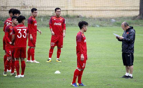 HLV Park Hang-seo sẽ sử dụng đội hình nào cho U23 Việt Nam?