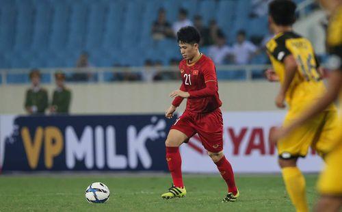 Cả trận không sút quả nào, Brunei vẫn khiến U23 Việt Nam phải