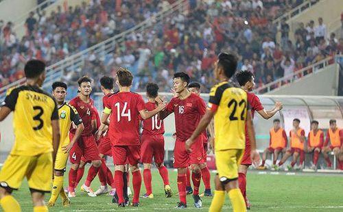 'Chết cười' với bình luận từ Fox Sports về trận U23 Việt Nam thắng Brunei