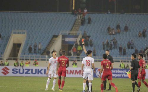 HLV Indonesia bảo vệ học trò nhận thẻ đỏ: Cậu ấy là cầu thủ tốt, lỗi tại U23 Việt Nam