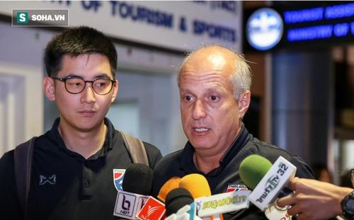 """Về Thái Lan, HLV Gama lập tức xin lỗi CĐV, thừa nhận """"không thể bào chữa cho thảm bại"""""""