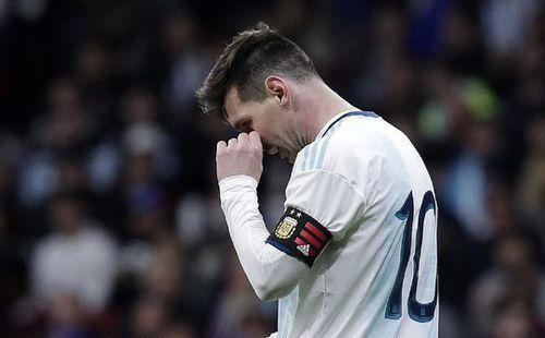 Messi tiết lộ về khoảng thời gian tồi tệ ở ĐTQG Argentina