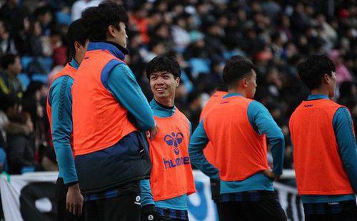 Chỉ một câu ngắn ngủi, HLV Incheon United đã lột tả hết điều ấn tượng nhất về Công Phượng