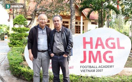 Bầu Đức cảm ơn, đặt ra nhiệm vụ quan trọng cho HLV Park Hang-seo