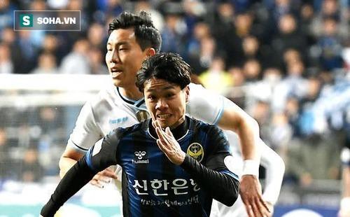 Fan Hàn Quốc: Công Phượng sẽ là trụ cột hàng công Incheon United trong tương lai