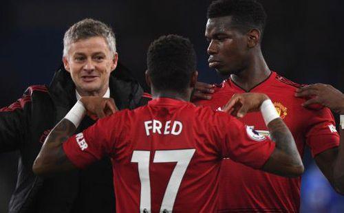 Man United và Man City cùng nhau