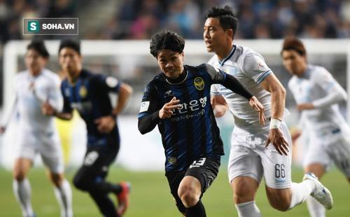 Báo Hàn Quốc ngỡ ngàng với con số kỷ lục mà Công Phượng tạo ra ở K.League