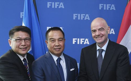 Trước thềm King's Cup 2019, bóng đá Thái Lan như
