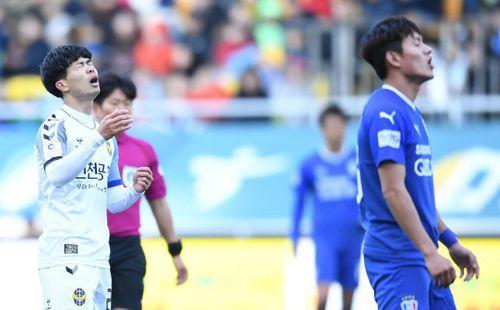 Công Phượng chỉ xếp thứ 17 tại Incheon United về giá trị chuyển nhượng