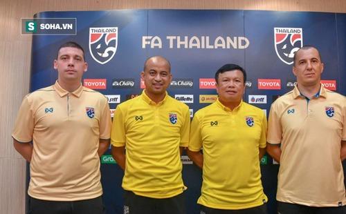 """Vừa được bổ nhiệm, HLV sẽ dẫn dắt Thái Lan tại King's Cup lập tức """"đe dọa"""" ĐT Việt Nam"""