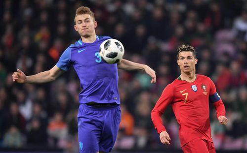 Trước đại chiến tại Champions League, Ajax đã có vũ khí để khiến Ronaldo ôm hận?