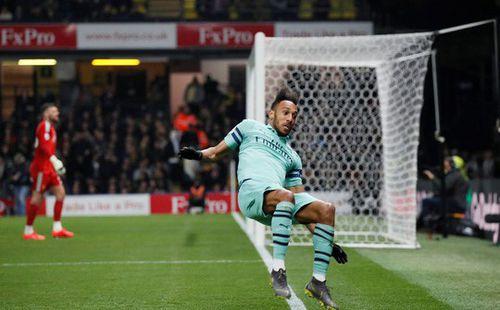 Thủ môn Watford