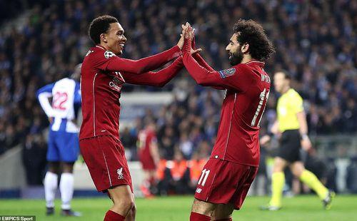 Nhấn chìm Porto trong mưa bàn thắng, Liverpool hiên ngang thách thức Barcelona