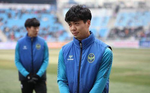 Công Phượng: 'Tôi muốn chơi bóng giỏi như Son Heung-min'