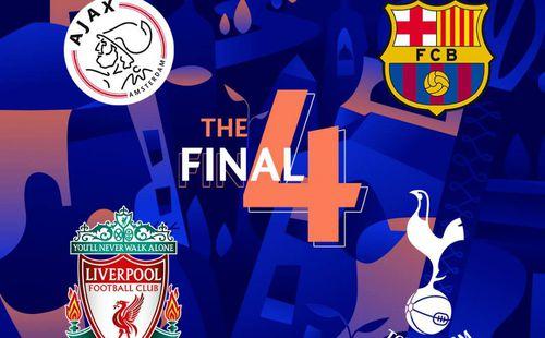 Bán kết Champions League: Chờ đại chiến Barca vs Liverpool