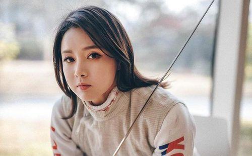 Lee Min Ah và các VĐV xinh đẹp như thiên thần