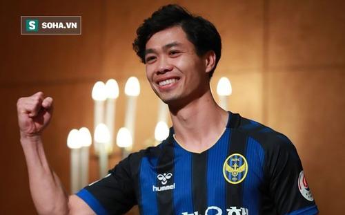 """Ẩn sau vẻ bất lực, Công Phượng đã """"lập chiến công"""" chưa từng có ở giải K.League"""