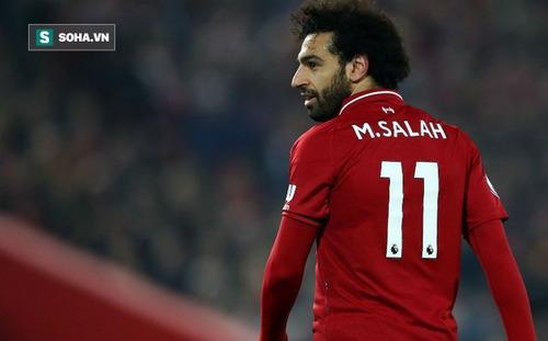 Salah bất ngờ bị gạt khỏi đề cử giải Cầu thủ xuất sắc nhất mùa Premier League 2018/19