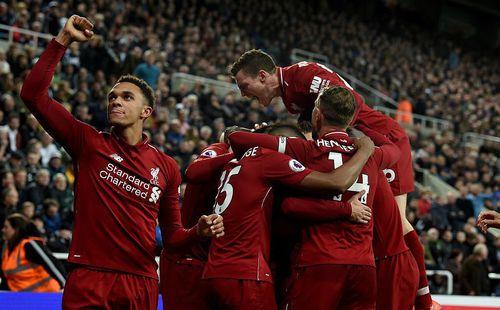 Nghẹt thở giành 3 điểm, Liverpool