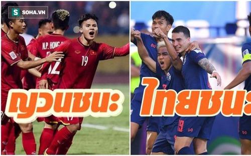 Báo Thái Lan đưa ra con số gây ngạc nhiên về ĐT Việt Nam trước cuộc thư hùng ở King's Cup