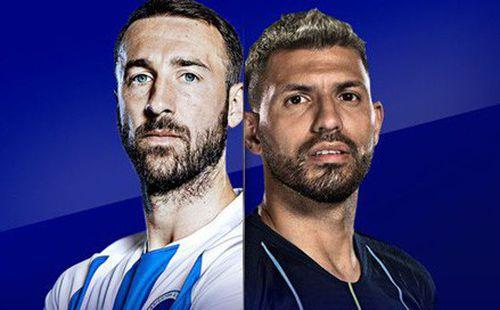 "Brighton - Man City: Thầy trò Guardiola phá giải ""lời nguyền"" Premier League?"
