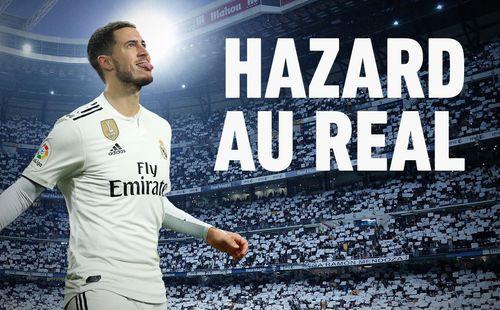 Real Madrid chính thức có Hazard, đếm ngày