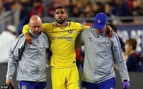 Chelsea tổn thất lớn trước chung kết Europa League