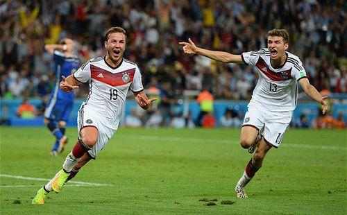 Người hùng nước Đức: