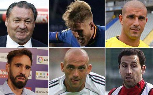 Rúng động: Hàng loạt cầu thủ bị bắt vì bán độ ở giải Tây Ban Nha