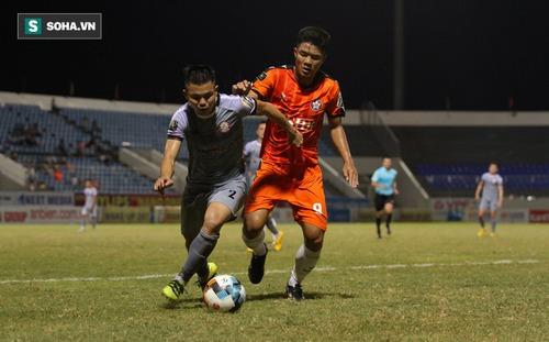 Đánh bại CLB TP.HCM nhưng Huỳnh Đức vẫn không hài lòng về Đức Chinh và Đà Nẵng
