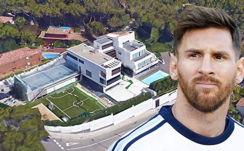 Messi bị chính quyền đập nhà hàng phố biển và cái cười khẩy của Ronaldo