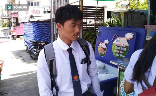 Người dân Buriram, Thái Lan:
