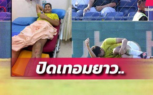 Sao Thái Lan nhận tin