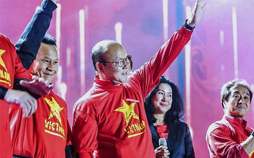 VFF sẽ tái ký thầy Park, chờ tuyển Việt Nam đá vòng loại World Cup