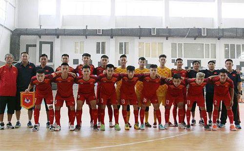 Đại thắng Mes Sungun, tuyển trẻ VN vào sân chơi lớn châu Á