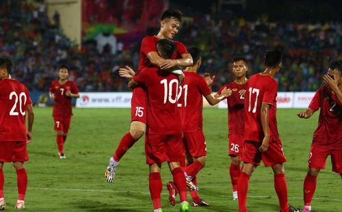 VFF ưu tiên để U23 Việt Nam giao hữu với Nigeria