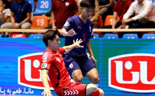 Tiếp bước Việt Nam, Thái Lan cũng cay đắng rời giải châu lục