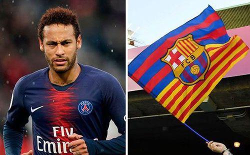 Ngôi sao Neymar xác nhận 'tái hôn' với Barca