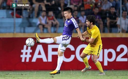 Thua đau Hà Nội FC, HLV Ceres Negros vẫn ca ngợi: