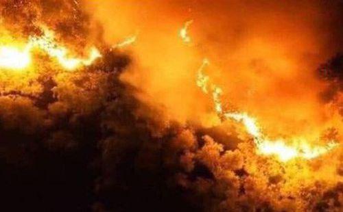 Ở Thái Lan thi đấu, Lâm Tây vẫn cầu nguyện cho người dân miền Trung sau vụ cháy rừng kinh hoàng tại Hà Tĩnh