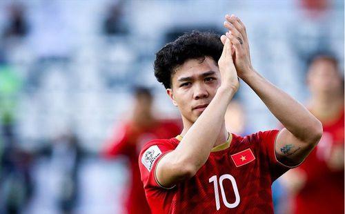 Tiền đạo Công Phượng phát biểu đầy tự tin khi sang Bỉ thi đấu