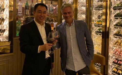 Mourinho có thể dẫn dắt ĐTQG Trung Quốc và CLB Quảng Châu Evergrande