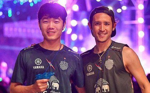 Hết duyên với Buriram United, Xuân Trường vẫn nhận được những tình cảm đáng trân trọng từ các đồng đội tại Thái Lan