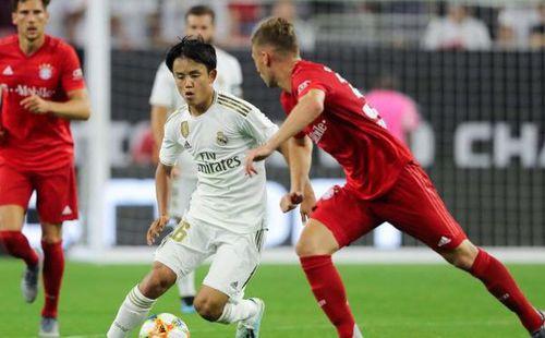 Làm lu mờ Hazard, 'Messi Nhật' khiến cả Tây Ban Nha phát cuồng